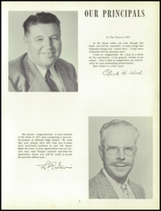 Page 9, 1957 Edition, Elkland High School - Loudspeaker Yearbook (Elkland, PA) online yearbook collection