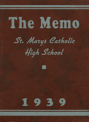 Page 1, 1939 Edition, Elk County Catholic High School - Memories Yearbook (St Marys, PA) online yearbook collection