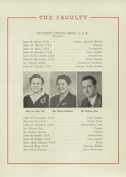 Page 13, 1948 Edition, Elk County Catholic High School - Memories Yearbook (St Marys, PA) online yearbook collection