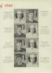Page 17, 1948 Edition, Elk County Catholic High School - Memories Yearbook (St Marys, PA) online yearbook collection