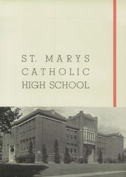 Page 7, 1948 Edition, Elk County Catholic High School - Memories Yearbook (St Marys, PA) online yearbook collection