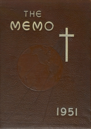 Page 1, 1951 Edition, Elk County Catholic High School - Memories Yearbook (St Marys, PA) online yearbook collection