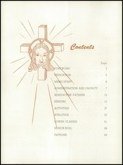 Page 10, 1951 Edition, Elk County Catholic High School - Memories Yearbook (St Marys, PA) online yearbook collection