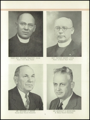 Page 15, 1951 Edition, Elk County Catholic High School - Memories Yearbook (St Marys, PA) online yearbook collection