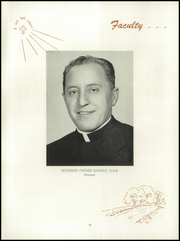 Page 16, 1951 Edition, Elk County Catholic High School - Memories Yearbook (St Marys, PA) online yearbook collection