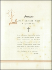 Page 9, 1951 Edition, Elk County Catholic High School - Memories Yearbook (St Marys, PA) online yearbook collection