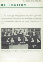 Page 11, 1952 Edition, Elk County Catholic High School - Memories Yearbook (St Marys, PA) online yearbook collection