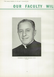 Page 16, 1952 Edition, Elk County Catholic High School - Memories Yearbook (St Marys, PA) online yearbook collection