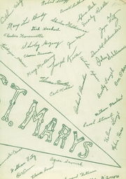 Page 3, 1952 Edition, Elk County Catholic High School - Memories Yearbook (St Marys, PA) online yearbook collection