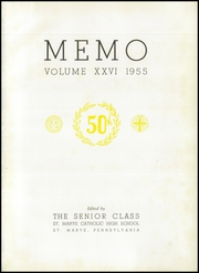 Page 5, 1955 Edition, Elk County Catholic High School - Memories Yearbook (St Marys, PA) online yearbook collection