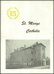 Page 6, 1955 Edition, Elk County Catholic High School - Memories Yearbook (St Marys, PA) online yearbook collection
