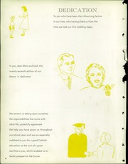 Page 10, 1956 Edition, Elk County Catholic High School - Memories Yearbook (St Marys, PA) online yearbook collection