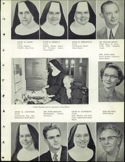 Page 15, 1956 Edition, Elk County Catholic High School - Memories Yearbook (St Marys, PA) online yearbook collection