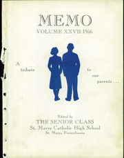 Page 5, 1956 Edition, Elk County Catholic High School - Memories Yearbook (St Marys, PA) online yearbook collection