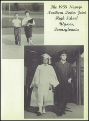 Page 5, 1958 Edition, Northern Potter High School - No Po Jo Yearbook (Ulysses, PA) online yearbook collection