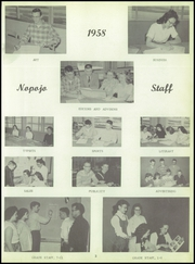 Page 7, 1958 Edition, Northern Potter High School - No Po Jo Yearbook (Ulysses, PA) online yearbook collection