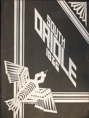 1935 Edition, South High School - Oriole Yearbook (Pittsburgh, PA)
