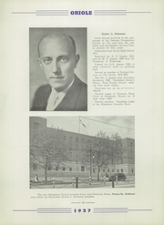 Page 14, 1937 Edition, South High School - Oriole Yearbook (Pittsburgh, PA) online yearbook collection