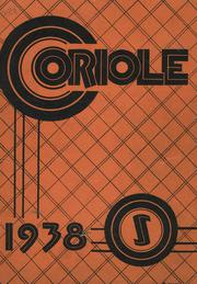 1938 Edition, South High School - Oriole Yearbook (Pittsburgh, PA)