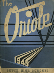 1945 Edition, South High School - Oriole Yearbook (Pittsburgh, PA)