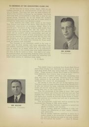 Page 15, 1945 Edition, South High School - Oriole Yearbook (Pittsburgh, PA) online yearbook collection