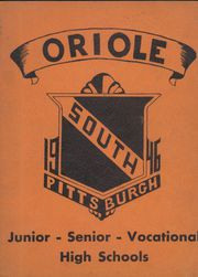 1946 Edition, South High School - Oriole Yearbook (Pittsburgh, PA)