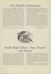 Page 11, 1948 Edition, South High School - Oriole Yearbook (Pittsburgh, PA) online yearbook collection