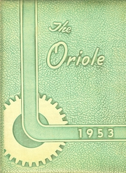1953 Edition, South High School - Oriole Yearbook (Pittsburgh, PA)