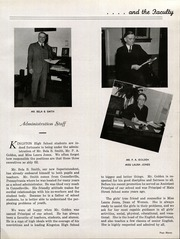Page 15, 1939 Edition, Kingston High School - Kingstonian Yearbook (Kingston, PA) online yearbook collection