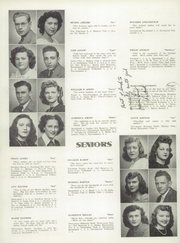 Page 14, 1946 Edition, Kingston High School - Kingstonian Yearbook (Kingston, PA) online yearbook collection