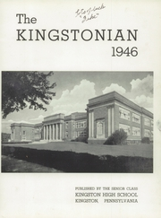 Page 5, 1946 Edition, Kingston High School - Kingstonian Yearbook (Kingston, PA) online yearbook collection
