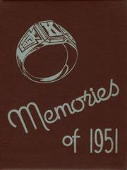 Kingston High School - Kingstonian Yearbook (Kingston, PA) online yearbook collection, 1951 Edition, Page 1