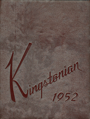 Kingston High School - Kingstonian Yearbook (Kingston, PA) online yearbook collection, 1952 Edition, Page 1