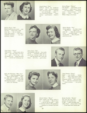Page 37, 1957 Edition, Kingston High School - Kingstonian Yearbook (Kingston, PA) online yearbook collection