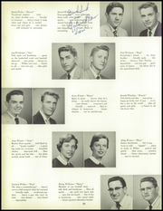 Page 40, 1957 Edition, Kingston High School - Kingstonian Yearbook (Kingston, PA) online yearbook collection
