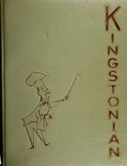 Kingston High School - Kingstonian Yearbook (Kingston, PA) online yearbook collection, 1958 Edition, Page 1