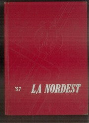 Northeast Bradford High School - Nord Est Yearbook (Rome, PA) online yearbook collection, 1957 Edition, Page 1