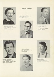Page 11, 1957 Edition, Northeast Bradford High School - Nord Est Yearbook (Rome, PA) online yearbook collection