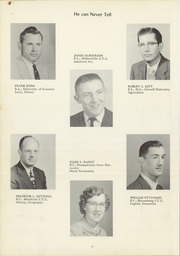 Page 12, 1957 Edition, Northeast Bradford High School - Nord Est Yearbook (Rome, PA) online yearbook collection