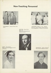 Page 14, 1957 Edition, Northeast Bradford High School - Nord Est Yearbook (Rome, PA) online yearbook collection