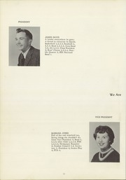 Page 16, 1957 Edition, Northeast Bradford High School - Nord Est Yearbook (Rome, PA) online yearbook collection