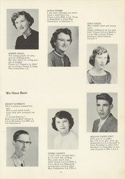 Page 19, 1957 Edition, Northeast Bradford High School - Nord Est Yearbook (Rome, PA) online yearbook collection