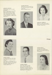 Page 20, 1957 Edition, Northeast Bradford High School - Nord Est Yearbook (Rome, PA) online yearbook collection