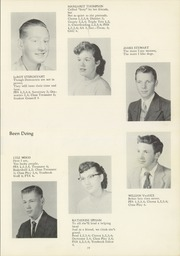 Page 23, 1957 Edition, Northeast Bradford High School - Nord Est Yearbook (Rome, PA) online yearbook collection