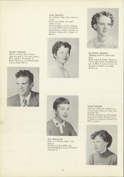 Page 24, 1957 Edition, Northeast Bradford High School - Nord Est Yearbook (Rome, PA) online yearbook collection
