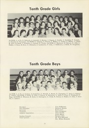 Page 29, 1957 Edition, Northeast Bradford High School - Nord Est Yearbook (Rome, PA) online yearbook collection