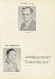 Page 9, 1957 Edition, Northeast Bradford High School - Nord Est Yearbook (Rome, PA) online yearbook collection