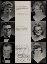 Northeast Bradford High School - Nord Est Yearbook (Rome, PA) online yearbook collection, 1965 Edition, Page 23