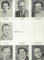 Page 14, 1957 Edition, Blue Mountain Academy - Echoes Yearbook (Hamburg, PA) online yearbook collection
