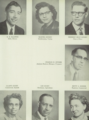 Page 15, 1957 Edition, Blue Mountain Academy - Echoes Yearbook (Hamburg, PA) online yearbook collection